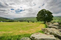 Valles de Yorkshire Imagen de archivo