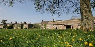 Valles de Yorkshire, Arncliffe Fotografía de archivo libre de regalías