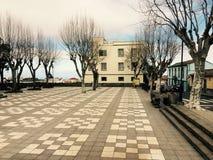 Valleseco,大加那利岛 免版税图库摄影
