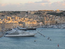 Valleta City Royalty Free Stock Images