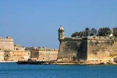 Valleta harbor Stock Photos