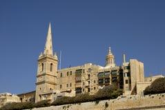 Valleta royalty free stock photo