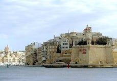 Valletta 2018, ευρωπαϊκό κεφάλαιο πολιτισμού Στοκ φωτογραφία με δικαίωμα ελεύθερης χρήσης