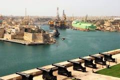 Valletta, Μάλτα, τον Ιούλιο του 2014  στοκ φωτογραφία με δικαίωμα ελεύθερης χρήσης