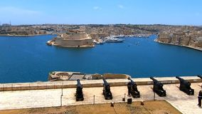 Valletta, Μάλτα απόθεμα βίντεο