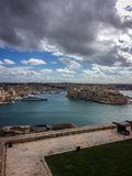valletta της Μάλτας Στοκ φωτογραφία με δικαίωμα ελεύθερης χρήσης