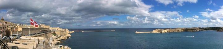 valletta της Μάλτας στοκ εικόνες με δικαίωμα ελεύθερης χρήσης