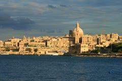 Valletta photos libres de droits