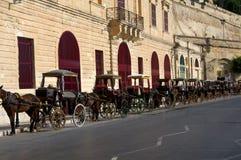 Valletta photo stock