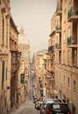 Valletta image stock