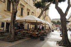 Valletta Royaltyfri Fotografi