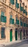 Valletta Στοκ Φωτογραφίες
