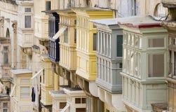 Valletta Imagen de archivo libre de regalías