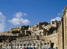 Valletta Royalty Free Stock Photos