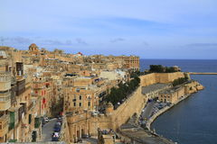 Valletta, Capital of Malta Stock Images