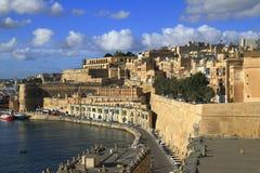 Valletta, Capital of Malta Royalty Free Stock Photography
