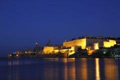 Valletta, Capital of Malta Stock Photo