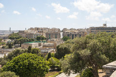 Valletta, capital of Malta Royalty Free Stock Image