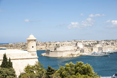 Valletta, capital of Malta Stock Photography