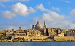 Valletta city, Malta Stock Image