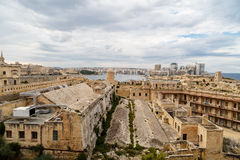 Valletta Cityscape View Royalty Free Stock Image