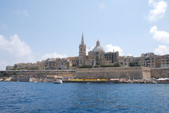 Valletta Defences Stock Photography
