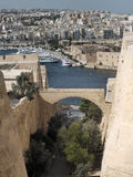 Valletta Fortifications Royalty Free Stock Image