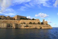 Valletta, Hauptstadt von Malta Stockfotografie