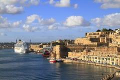 Valletta, Hauptstadt von Malta Lizenzfreie Stockfotografie