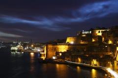 Valletta, Hauptstadt von Malta Stockbilder