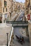 Valletta - Island of Malta Stock Photos