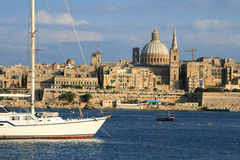 Valletta (Malta) Royalty Free Stock Photography