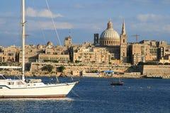 Valletta (Malta) Fotografia de Stock Royalty Free