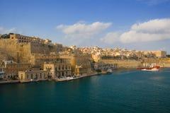 Valletta, Malta Fotos de archivo libres de regalías