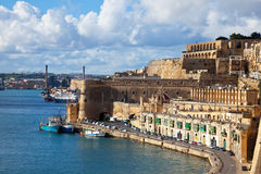 Valletta. Malta Stock Photo