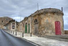Valletta, Malta Imagenes de archivo
