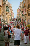 Valletta, Malta Fotografía de archivo libre de regalías