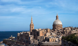 Valletta, Malta. Royalty Free Stock Images