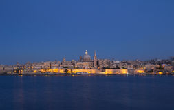 Valletta, Malta foto de stock royalty free
