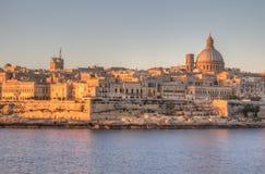 Valletta, Malta royalty-vrije stock foto's