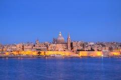 Valletta, Malta Royalty-vrije Stock Fotografie