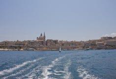 Valletta, Malta Stockfotos