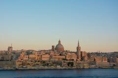 Valletta, Malta Immagine Stock Libera da Diritti