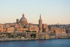 Valletta, Malta Fotografie Stock Libere da Diritti