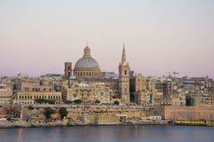 Valletta, Malta Immagini Stock