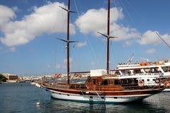 Valletta, Malta, em julho de 2014  fotos de stock royalty free