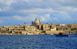 Valletta Malta Royalty Free Stock Photos