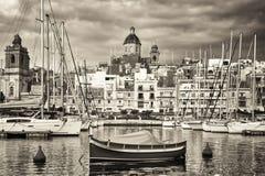 Valletta - malta Stock Photography