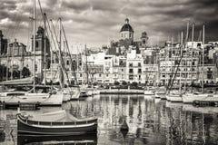 Valletta - malta Royalty Free Stock Photography