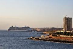 Valletta Malta, Juli 2014  royaltyfri foto